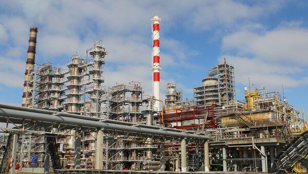 Rafineria w Mozyrzu - Sputnik Polska
