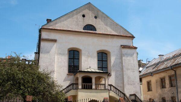 Synagoga Izaaka w Krakowie - Sputnik Polska