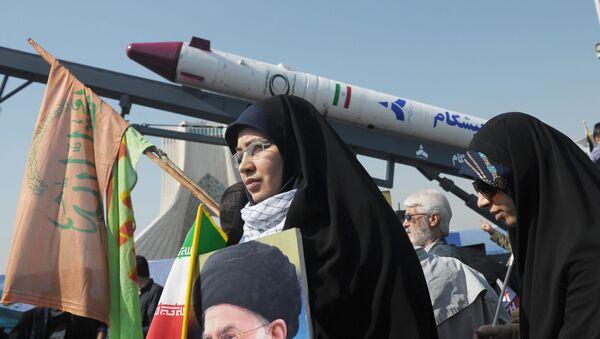 Iran: obchody rocznicy islamskiej rewolucji  - Sputnik Polska