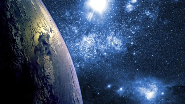Planeta Ziemia - Sputnik Polska