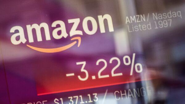Szef i założyciel sklepu Amazon.com Jeff Bezos - Sputnik Polska