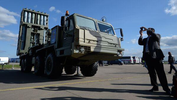 S-350 - Sputnik Polska