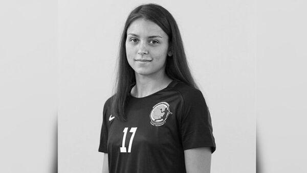 20-letnia rosyjska piłkarka ręczna Jekaterina Koroliewa - Sputnik Polska