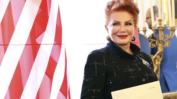 Ambasador USA w Polsce Georgette Mosbacher - Sputnik Polska