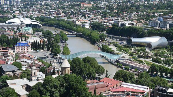 Gruzja, Tbilisi - Sputnik Polska
