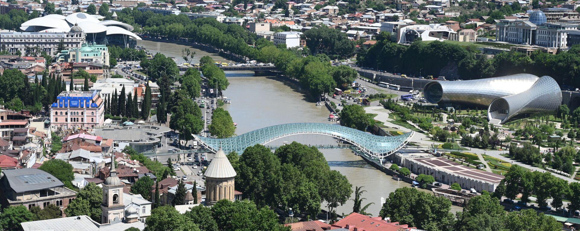 Gruzja, Tbilisi - Sputnik Polska, 1920, 31.07.2021