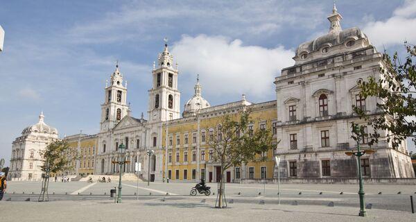 Pałac w Mafrze w Portugalii - Sputnik Polska