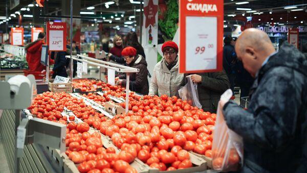 Pomidory - Sputnik Polska