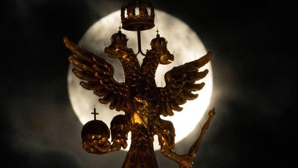 Symbole narodowe Rosji - Sputnik Polska