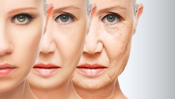 Stadia starzenia się skóry  - Sputnik Polska