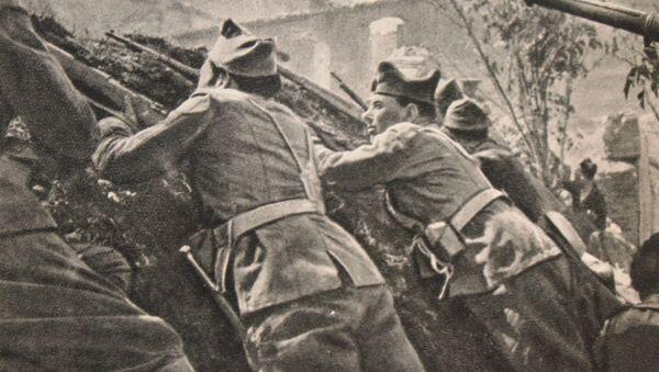 Wojna domowa w Hiszpanii - Sputnik Polska