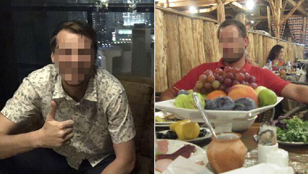 Iran rozbił siatkę szpiegów USA i pokazał ich twarze - Sputnik Polska