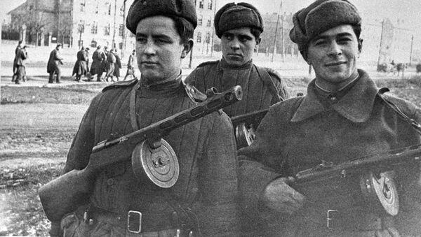 Żołnierze radzieccy - Sputnik Polska