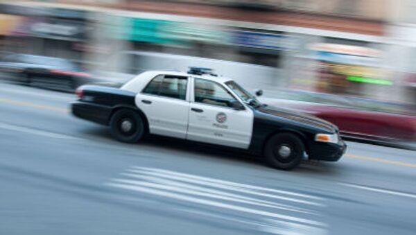 Samochód policji w USA - Sputnik Polska