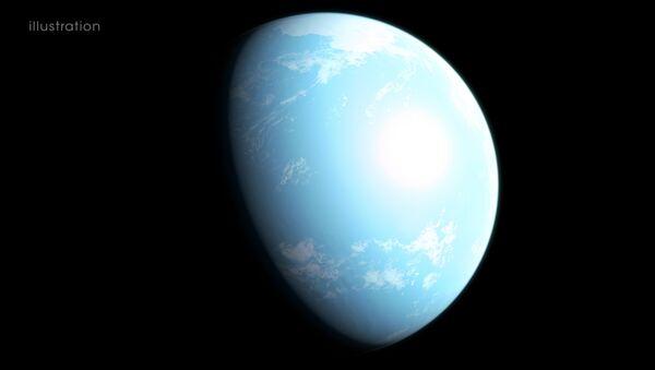 Tak ma wyglądać planeta GJ 357 d - Sputnik Polska