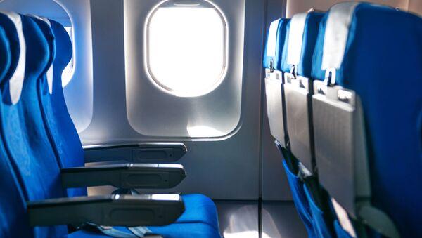 Samolot, wnętrze - Sputnik Polska