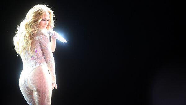 Koncert Jennifer Lopez w Moskwie - Sputnik Polska
