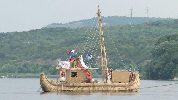Niemiecki badacz powtórzy drogę egipskich żeglarzy - Sputnik Polska