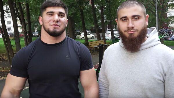 """""""Czeczeński Hulk"""" - Sputnik Polska"""