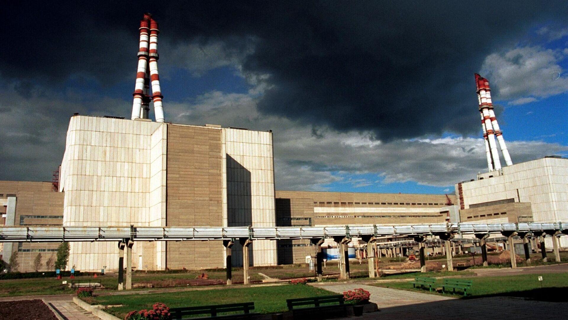 Ignalińska Elektrownia Atomowa na Litwie - Sputnik Polska, 1920, 31.08.2021