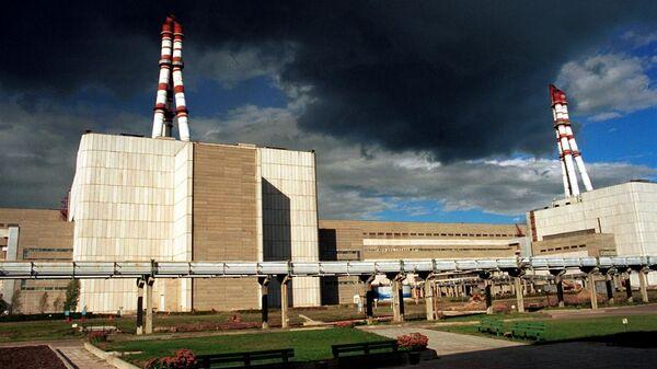 Ignalińska Elektrownia Atomowa na Litwie - Sputnik Polska