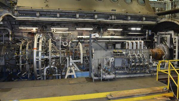 Hipersoniczny silnik strumieniowy w amerykańskiej bazie lotniczej Arnold - Sputnik Polska