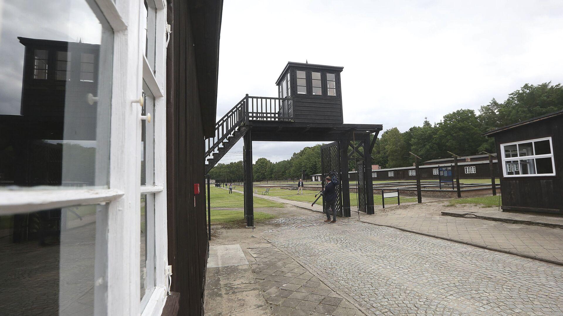 Obóz koncentracyjny Stutthof - Sputnik Polska, 1920, 30.09.2021