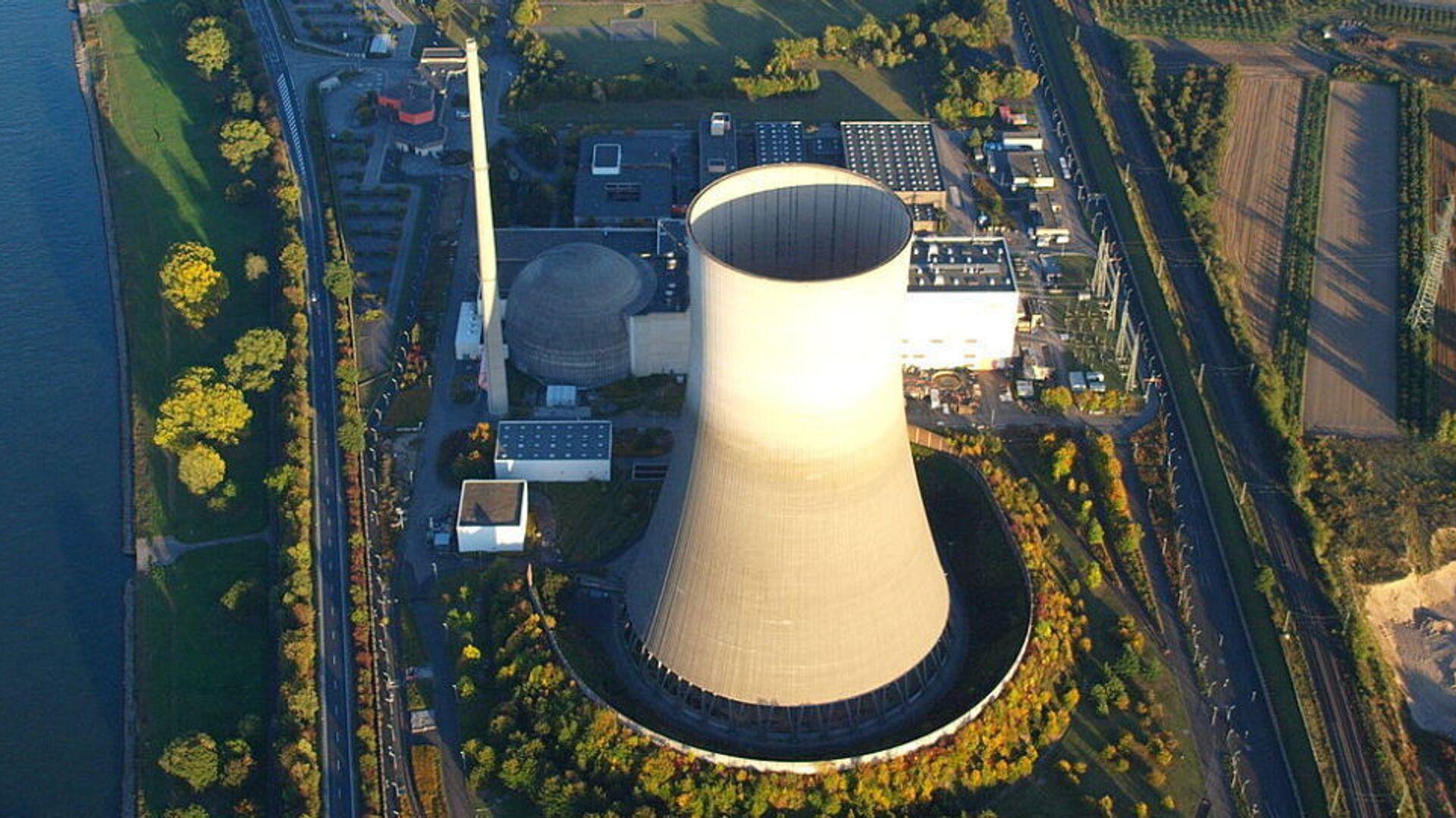 Elektrownia jądrowa Mülheim-Kärlich - Sputnik Polska, 1920, 11.10.2021