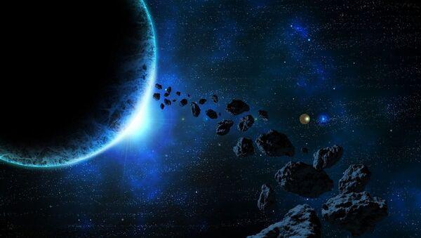 Do Ziemi zbliża się asteroida - Sputnik Polska