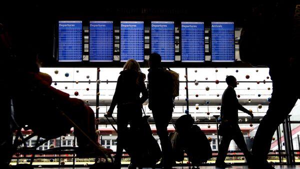 Port lotniczy Chicago-O'Hare - Sputnik Polska