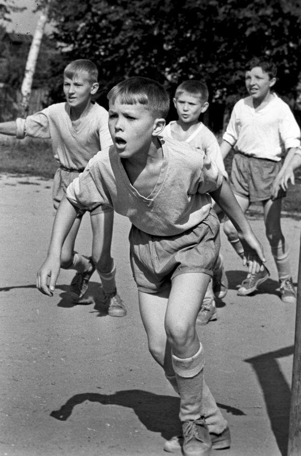 Mecz piłki nożnej, 1969 rok   - Sputnik Polska