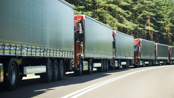 Samochody ciężarowe - Sputnik Polska