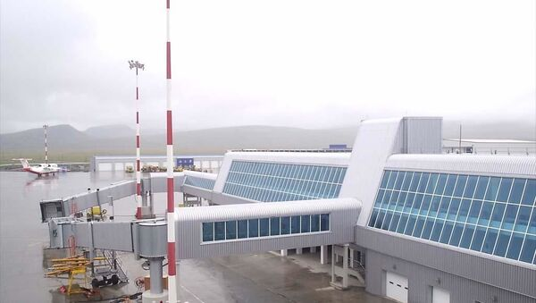 Lotnisko Anadyr na Czukotce - Sputnik Polska