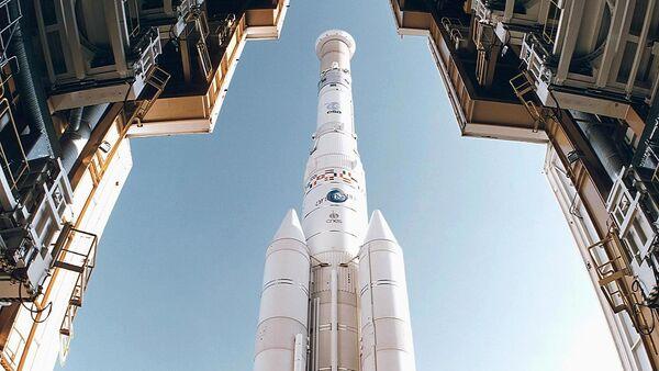 Europejska rakieta Ariane 4L, 1997 r. - Sputnik Polska
