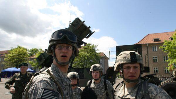 Amerykańscy żołnierze w Polsce - Sputnik Polska