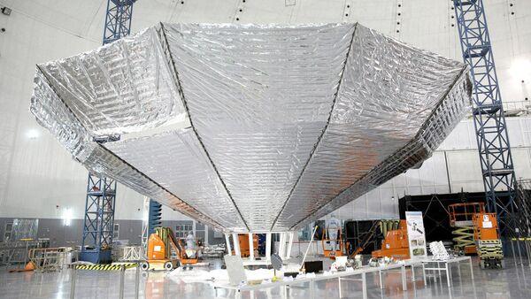 Projekt Millimetron - Sputnik Polska