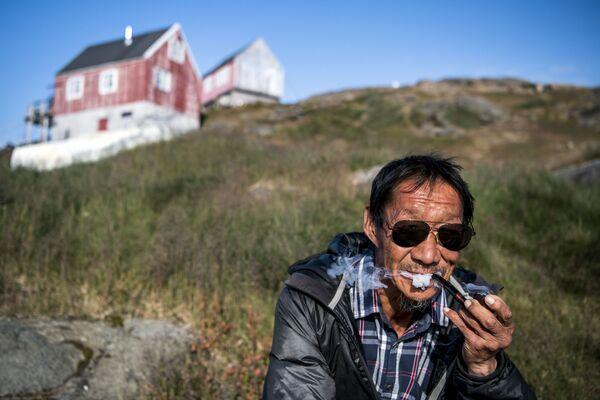Kulusuk – miejscowość na wschodnim wybrzeżu Grenlandii - Sputnik Polska