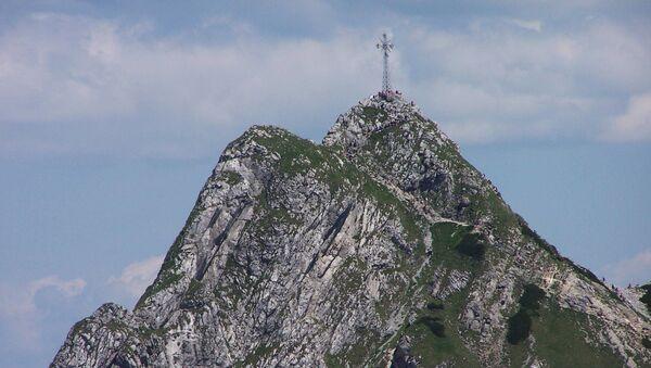 Krzyż na Giewoncie - Sputnik Polska