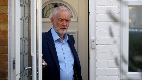 Jeremy Corbyn  - Sputnik Polska