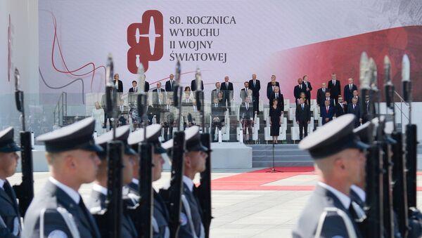 80. rocznica wybuchu II wojny światowej - Sputnik Polska