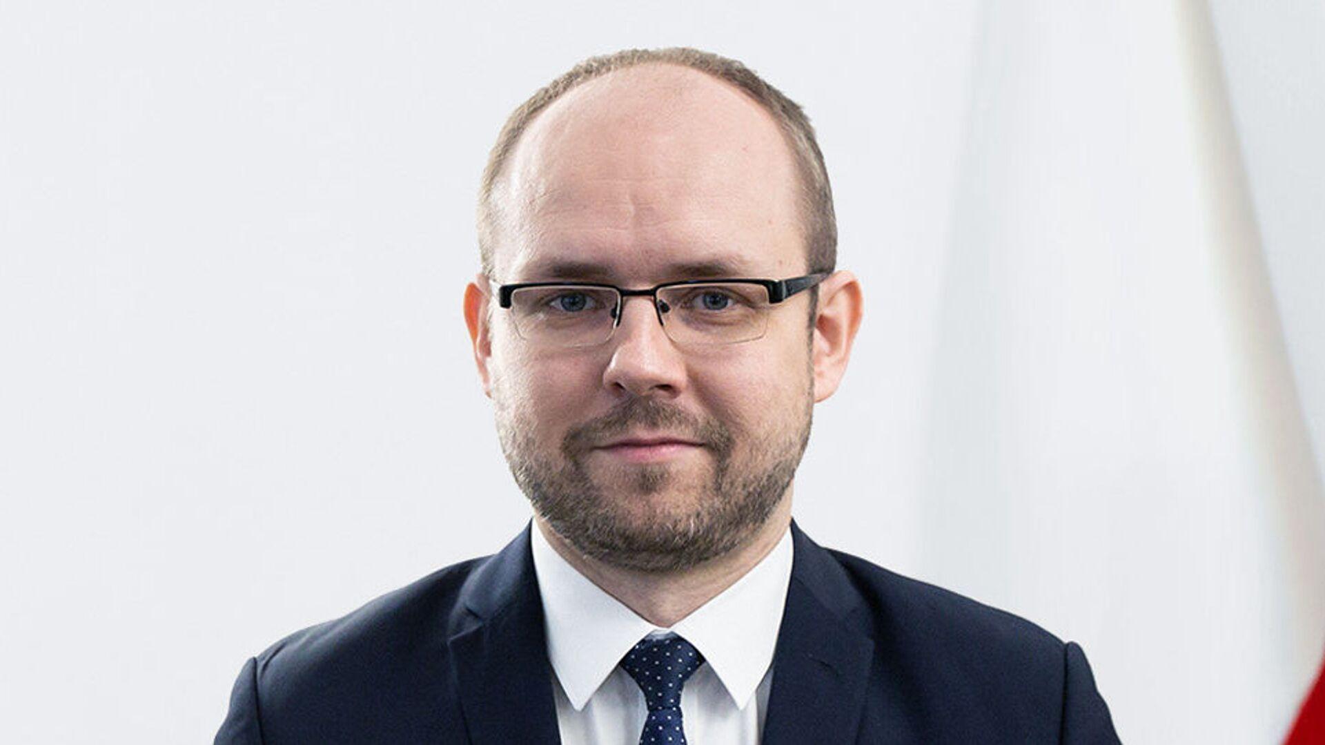 Wiceminister spraw zagranicznych Polski Marcin Przydacz - Sputnik Polska, 1920, 11.03.2021