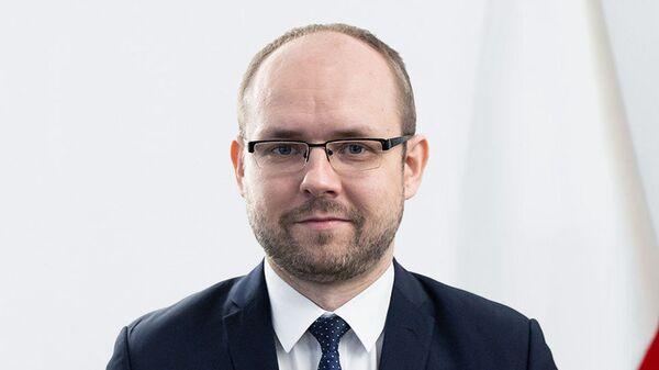 Wiceminister spraw zagranicznych Polski Marcin Przydacz - Sputnik Polska