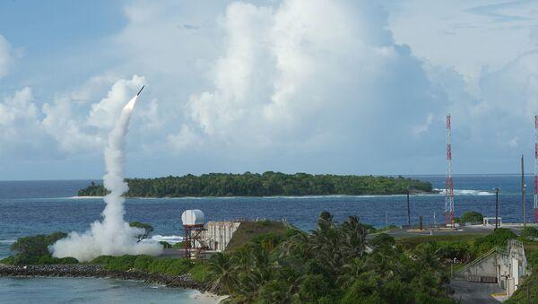 USA zapełnią Pacyfik wyrzutniami THAAD - Sputnik Polska