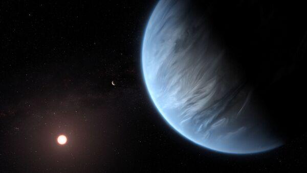 Planeta K2-18b - Sputnik Polska