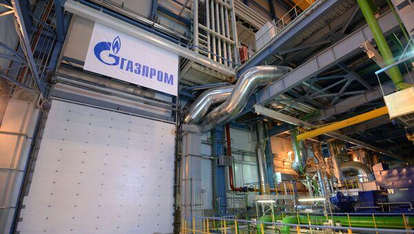 Oddanie do użytku paro-gazowego bloku energobloku PGU-420 w elektrowni cieplnej TEC-20 - Sputnik Polska