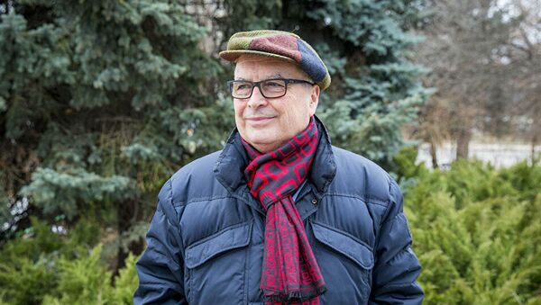Kierownik agencji Sputnik Moldova Władimir Nowosadiuk - Sputnik Polska
