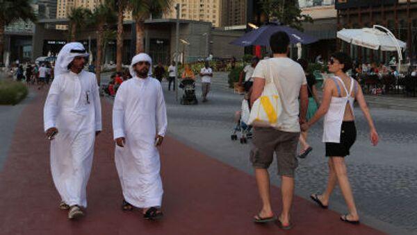 Zjednoczone Emiraty Arabskie, Dubaj - Sputnik Polska