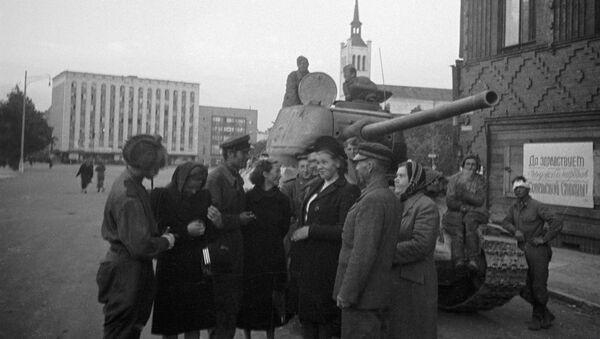Wyzwolenie Estonii - Sputnik Polska