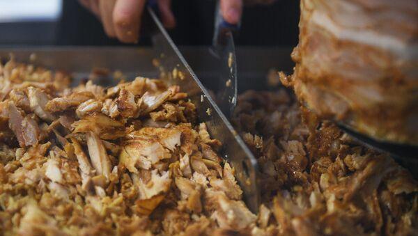 Mięso na kebab - Sputnik Polska