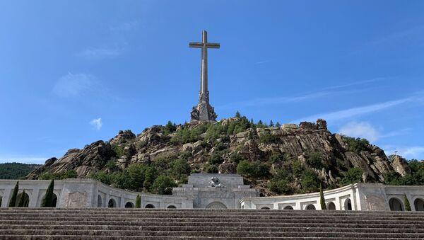 Dolina Poległych, miejsce pochówku generała Francisco Franco - Sputnik Polska